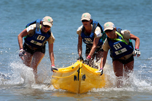 Kayak de mer Mayotte 4