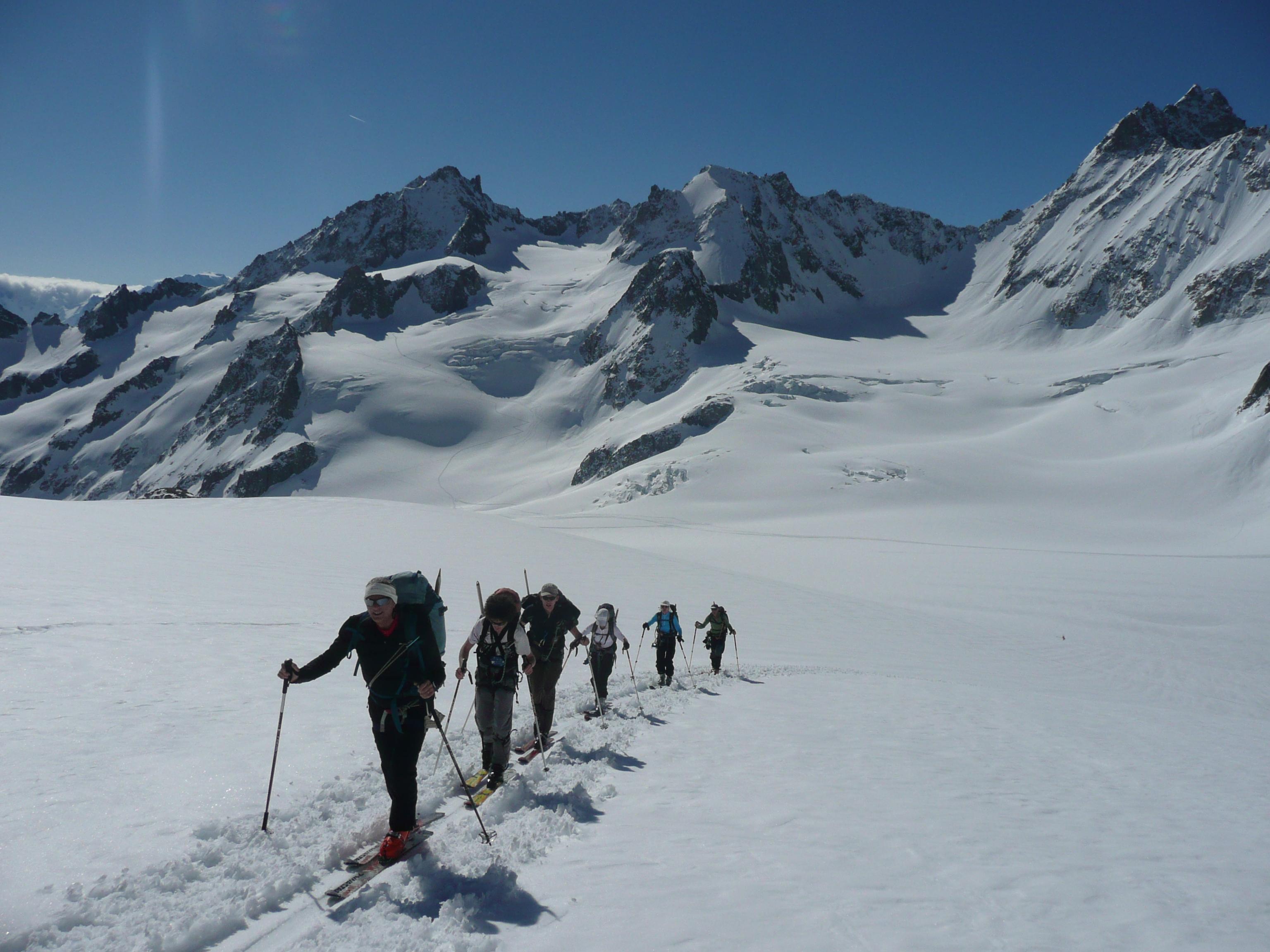 Chamonix Zermatt/Haute route