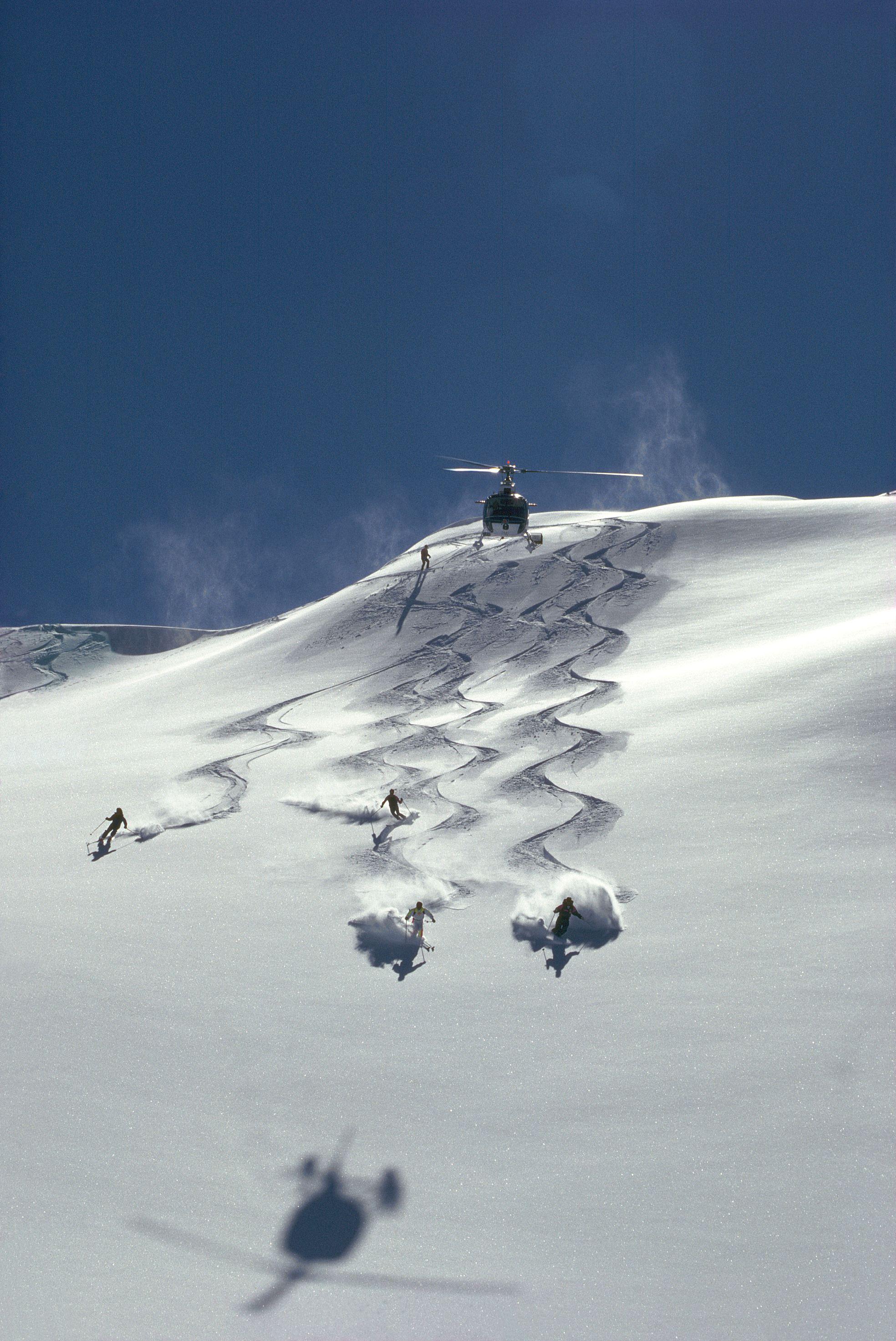 Stage Héliski/Free Ride/ski de randonnée