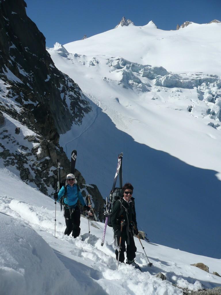 31 Montée Col des Ecandies