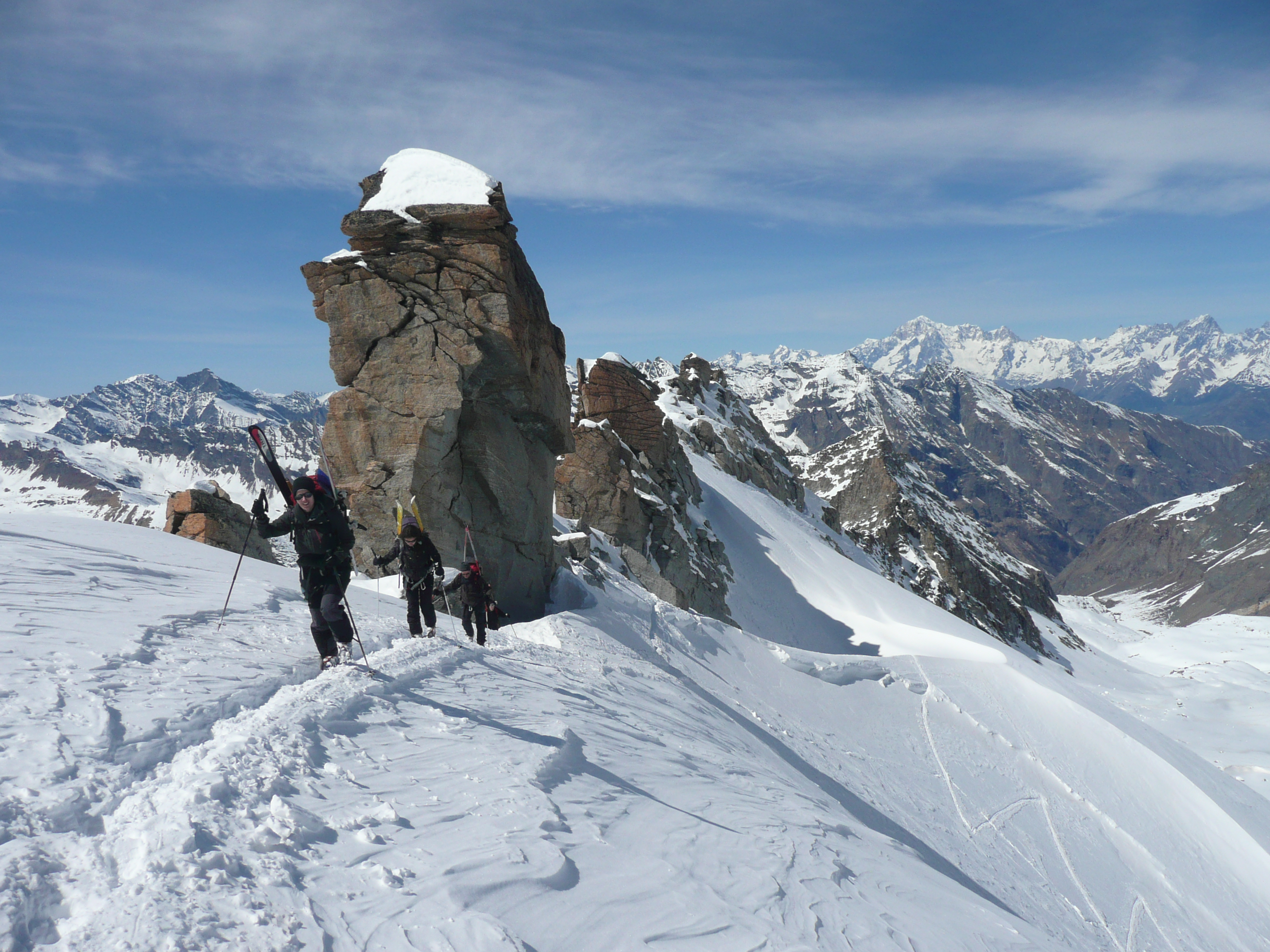Héliski/Ski de rando