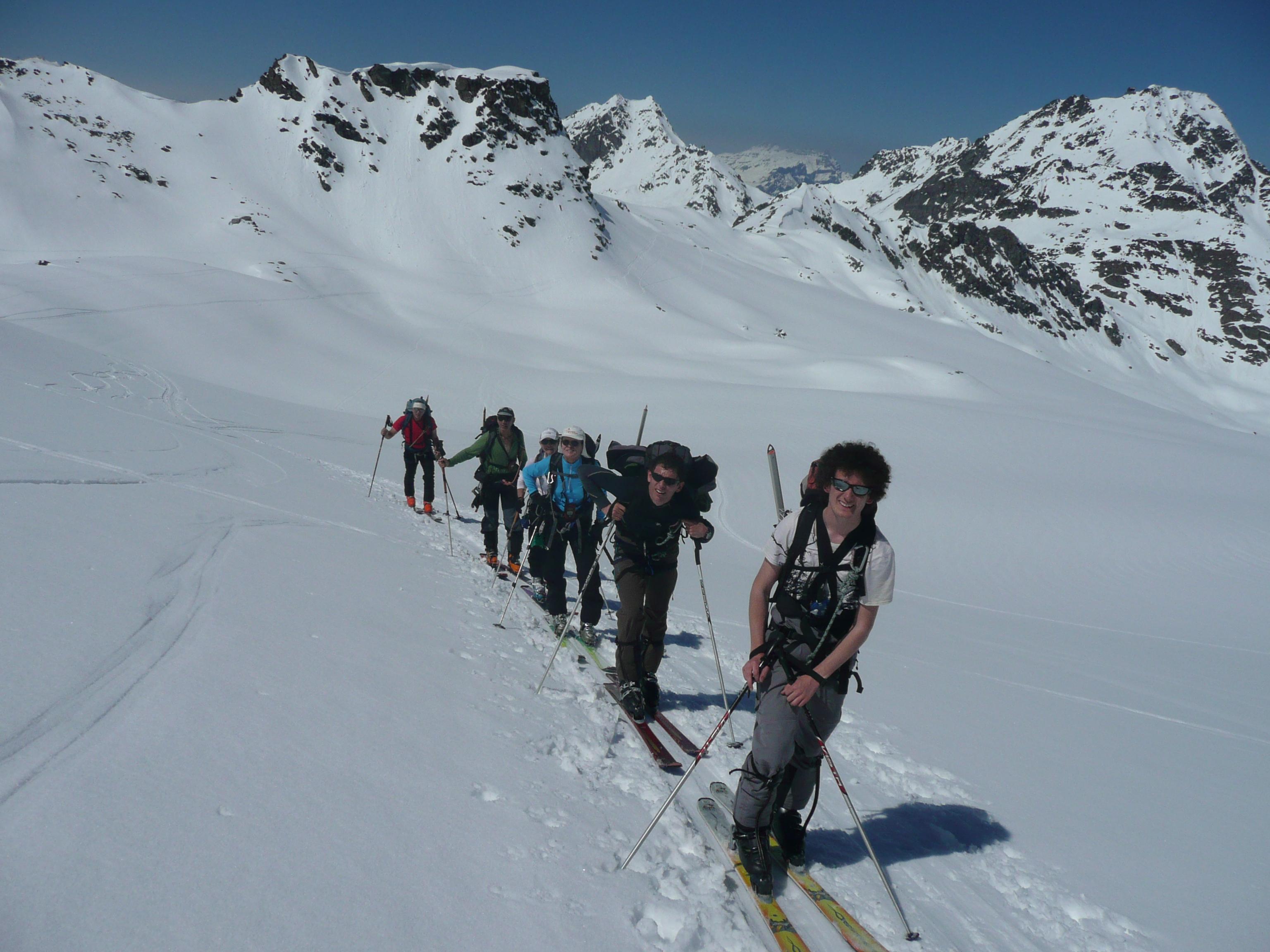 Alpaventure chamonix zermatt haute route for Haute route chamonix zermatt