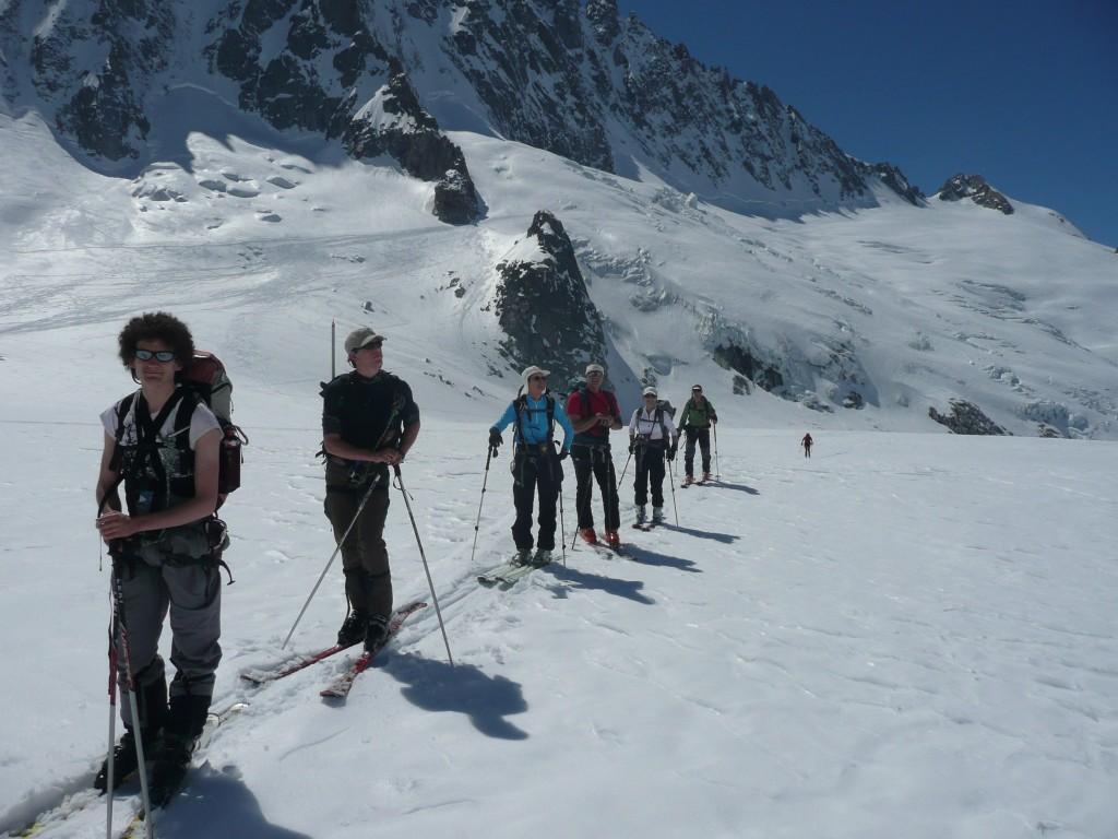 5 Glacier d'Argentière