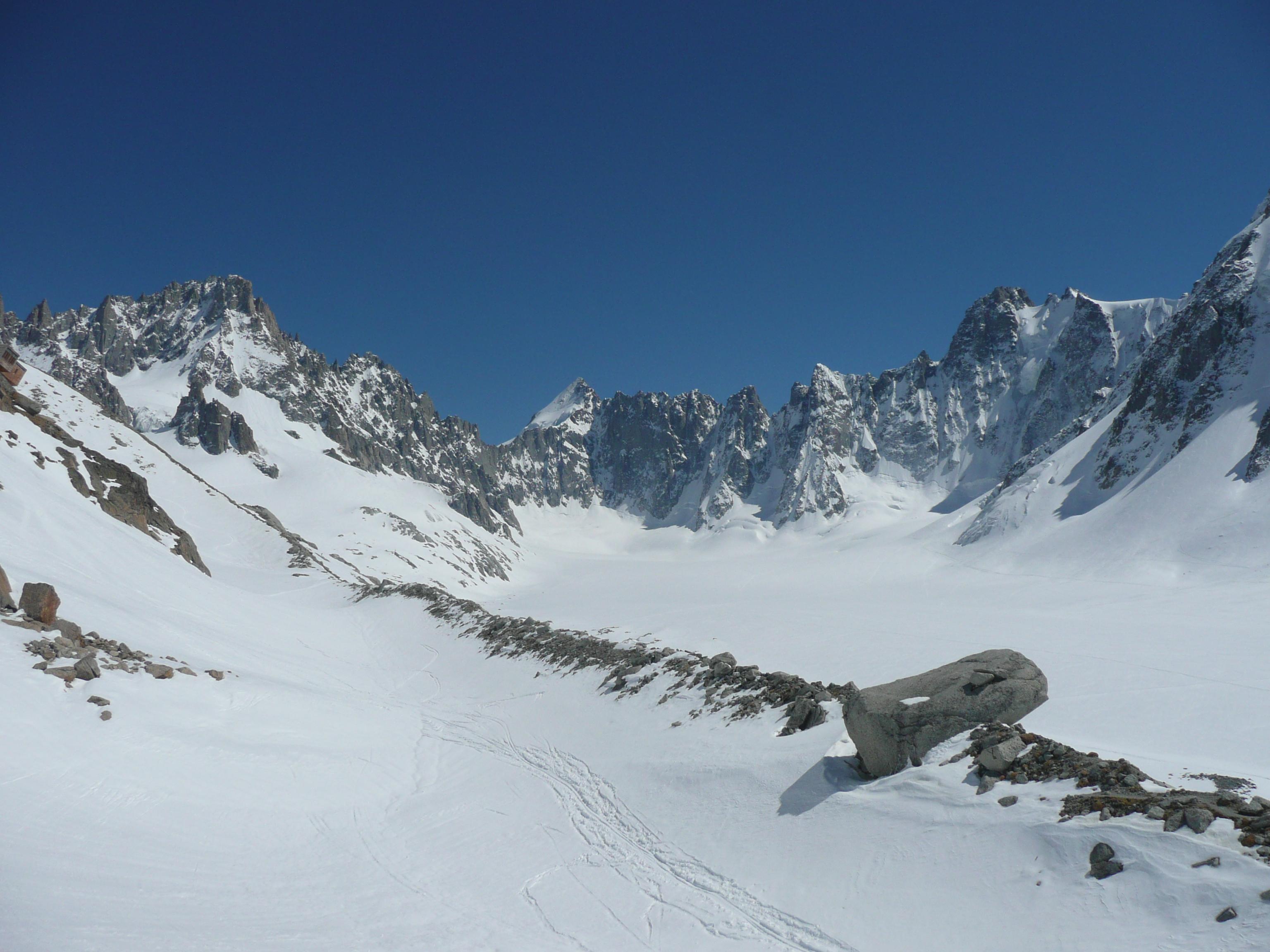 Chamonix-Ski de randonnée